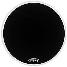 "EVANS MX1 30"" Bass Drum Head - BLACK BD30MX1B New & Boxed"