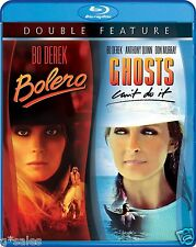 Bolero & Ghosts Can't Do It (Bo Derek ~ BRAND NEW BLU-RAY DOUBLE FEATURE SET