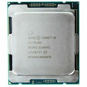 Intel Core i9-7940X CPU X-series Processor19.25M Cache up to 4.30 GHz FCLGA2066