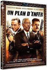 UN PLAN D'ENFER Morgan Freeman NEW Blu-ray FREE Postage - mmoetwil@hotmail.com