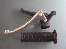 Armatur Bremshebel mit Starthebel und Griffbezug passend für Puch Maxi Mofa
