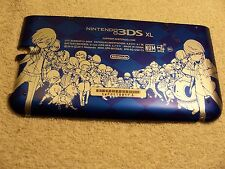 Persona Q Nintendo 3DS XL Housing Back/Bottom Battery Cover Shell Part