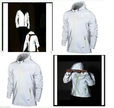 NEW! Nike Vapor Flash FULL REFLECTIVE Jacket WOMEN'S LARGE New With Tags/ RARE!
