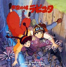 JOE HISAISHI - Laputa the castle in the sky - CD 12 titres - Ghibli Miyazaki