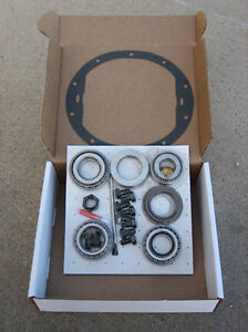 """GM 8.5"""" 10-Bolt Master Bearing / Installation Kit - NEW - Rearend Axle GMC Chevy"""