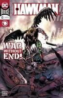 Hawkman #13 Main Cover DC Comics 1st Print 2019 unread NM