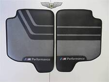 BMW SERIE 1 F21 & 2 F22 NUOVO M PERFORMANCE POSTERIORE PAVIMENTO TAPPETINO Set