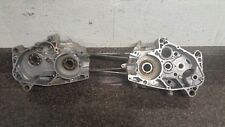 1996 YAMAHA PW 80 Y ZINGER ENGINE CASES LEFT AND RIGHT SIDES  #1