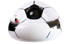 Aufblasbarer Fußballsessel Fußball Deko Dekoration Sessel Party sitz