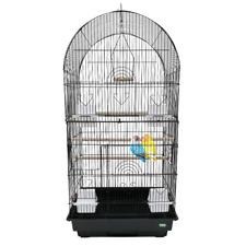 Heritage Double Door X Large Bird Cage 90x36x47CM Budgie Parakeet Cockatiel Cage