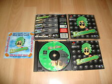 LEMMINGS 3D LEMMINGS DE PSYGNOSIS PARA LA SONY PLAY STATION 1 PS1 USADO COMPLETO