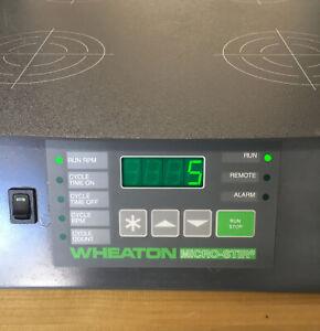 Wheaton Micro-Stir W900701-A 4-Position Slow-Speed Magnetic Stirrer