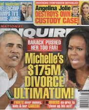 National Enquirer February 22, 2021 - Michelle Obama and more - free shipping!