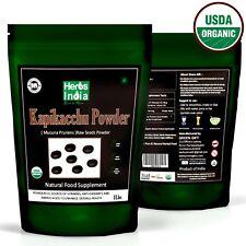 Organic Mucuna Pruriens 16 Oz 1 Lb. L-Dopa, No Fillers All Natural Powder