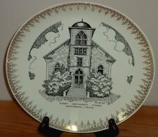 First Methodist Church JEFFERSON, TEXAS  vintage collector's plate
