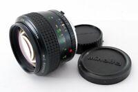 MINOLTA MC ROKKOR 58mm F/1.2 MF Lens From Japan [Exc+++]