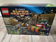 LEGO Super Heroes 76013 Batman : The Joker Steam Roller Set, New, Unopened
