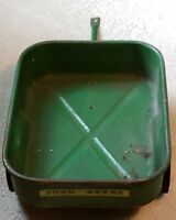 Vintage John Deere Pedal Tractor Wagon