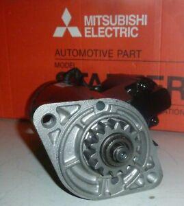 original Mitsubishi Anlasser, 12V, 1,6 kw,14 Zähne, M1T68381