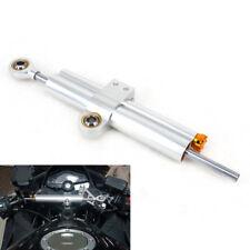 Universal CNC Motorcycle Steering Damper Transverse Stabilizer Wobble Control 1x