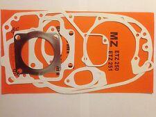 MZ ETZ 250/251/301 GASKET SET