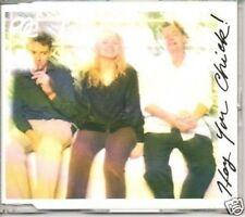 (129S) Roc, Hey You Chick - 1996 DJ CD