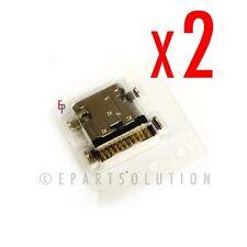 2X LG G3 D850 D851 D855 VS985 LS990 USB Charging Port Dock Connector Repair Part