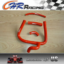 FOR Honda CR250 CR250R silicone radiator Y hose Kit 2002-08 2003 2004 2005 2006