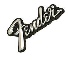 Vintage Fender Original used amp or case Logo