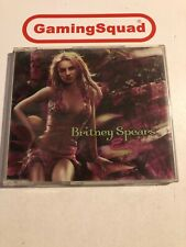 Britney Spears, Everytime (Single) CD, Supplied by Gaming Squad