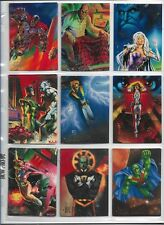 DC/Skybox Master Series Trading Cards U-PICK TWO CARDS (Priced Per 2 Card Lot)