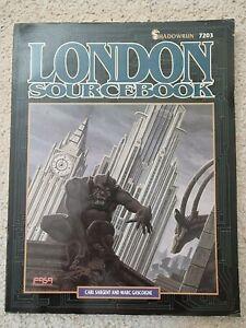 London Sourcebook (Shadowrun)