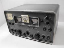 Hammarlund HQ-170 Vintage 160 - 6 Meter Ham Radio Tube Receiver SN 6590