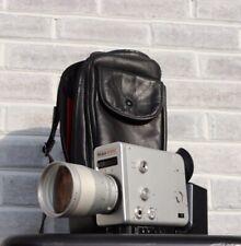 Braun Nizo S800 Super 8mm camera film tested - Near MINT Cosmetic /Working -Read