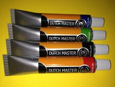 Kikkerland Dutch Master PAINT TUBE NOVELTY BALLPOINT PEN black,green,red,blue