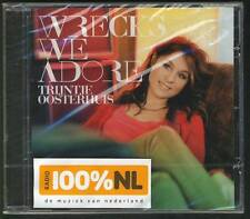 TRIJNTJE OOSTERHUIS Wrecks We Adore CD ALBUM SEALED