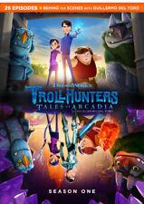 Trollhunters: Season One [New DVD] Oversize Item Spilt , Boxed Set