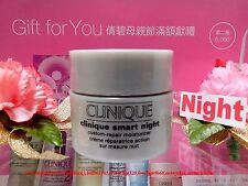 *Clinique*2017 NEW Gift // Smart NIGHT Creme (15ml/0.5oz) FREE POST!