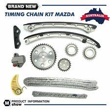 Timing Chain Kit For Mazda 3 CX-7 2.3L TURBO L3-VDT W/ VVT Cam Gear 2007-2013