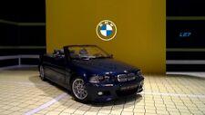 KYOSHO BMW M3 E46 Cabrio 1:18 Azul *