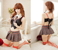 Royal College School Uniforms Lingerie Sexy Cosplay Costume Sexy lingerie