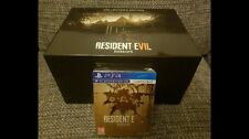Resident evil 7 Biohazard Edition Colector's Ps4 Coleccionista