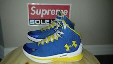 """Under Armour Curry 1 One """"I can do all things"""" Home 1258723-402 size 8.5 RARE"""