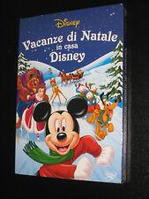 WALT DISNEY  VACANZE DI NATALE IN CASA DISNEY DVD SIGILLATO