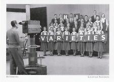 """Hi Varieties/Motet Singers"" /St Paul Church/ *Louisville Tv {Postcard} (A51-3"