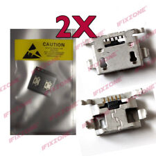 2 X New Micro USB Charging Port SONY Xperia L NEO C2104 C2105 MT25 MT25i S36h US