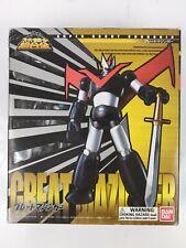 Super Robot Chogokin GREAT MAZINGER Action Figure BANDAI TAMASHII NATIONS