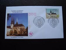 FRANCE - enveloppe 1er jour 7/11/2003 (luxembourg cathed notre-dame) (B1) french