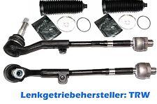 2x SPURSTANGE SATZ LENKMANSCHETTE BMW E81 E87 E88 E90 E91 E92 E93 X1 E84 VORNE