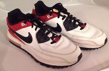 Nike Air Max Wright White-Black University Red Gold Sz 12 317551-168
